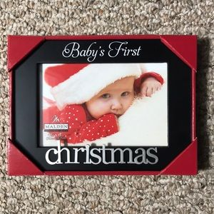NWT Malden Frame Baby's First Christmas 🎄